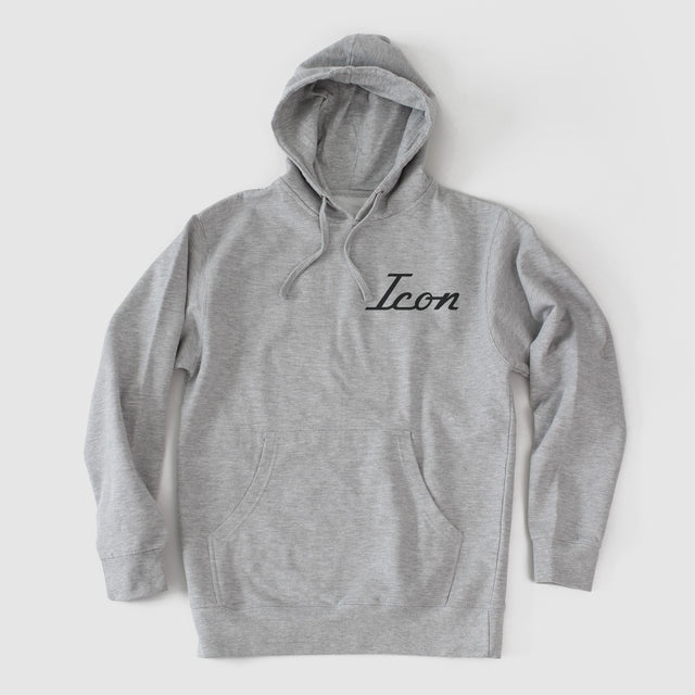 ICON Old School Hooded Fleece
