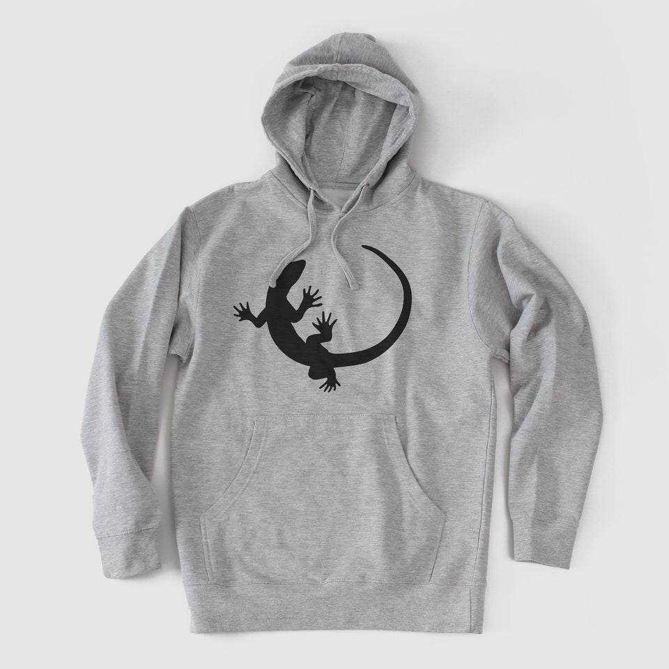Lizard Hooded Fleece