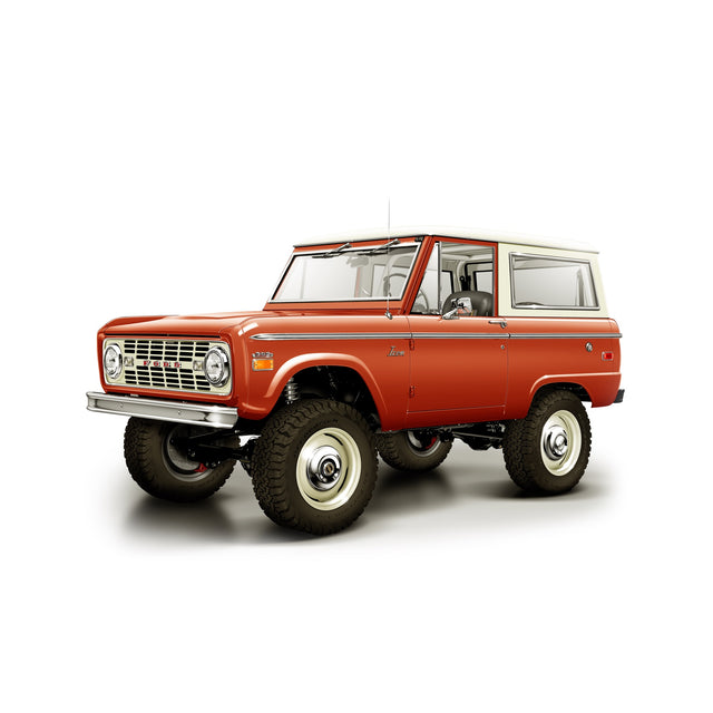 Autotype + ICON Bronco Old School #66 Auction