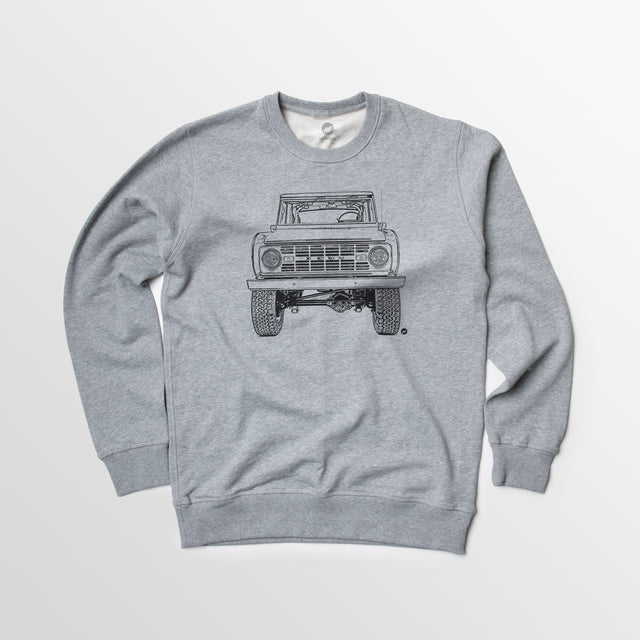 Men's BR Crewneck Fleece
