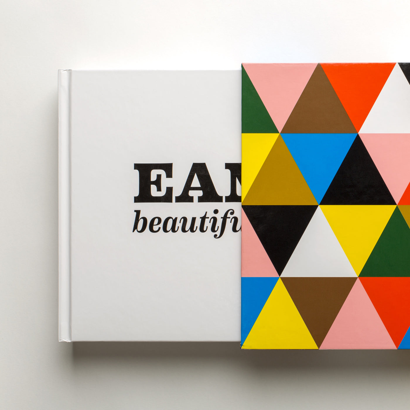 Eames Book - Beautiful Details - By Autotype