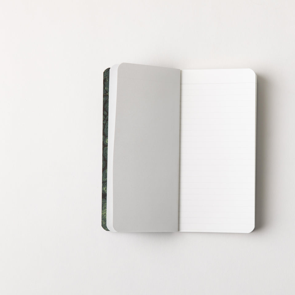 End Papers - Field Notes Journal Pages - By Autotype