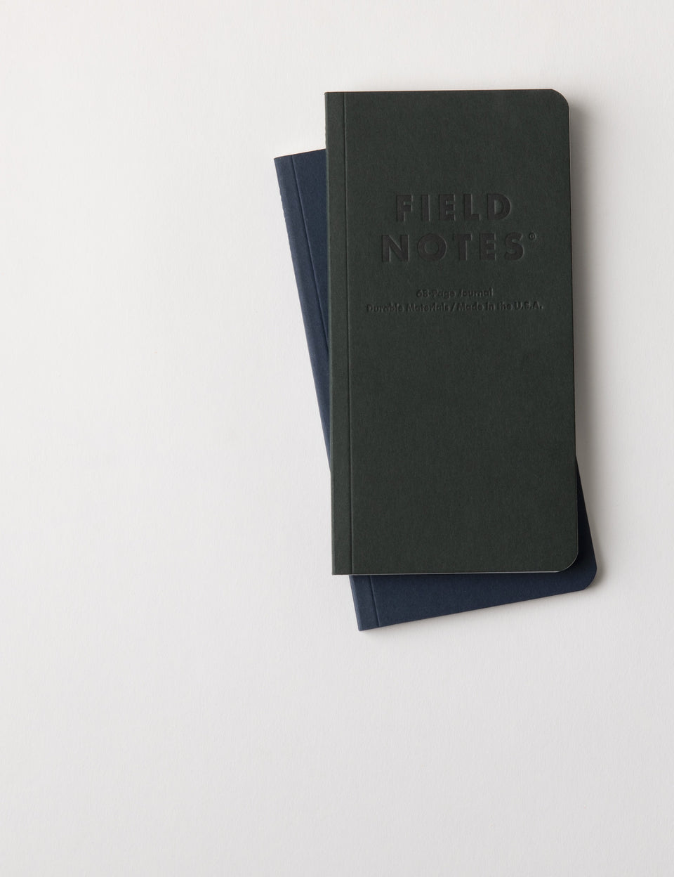 End Papers - Field Notes Journal - By Autotype