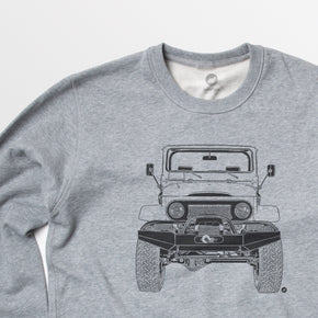 Men's FJ40 Crewneck Fleece