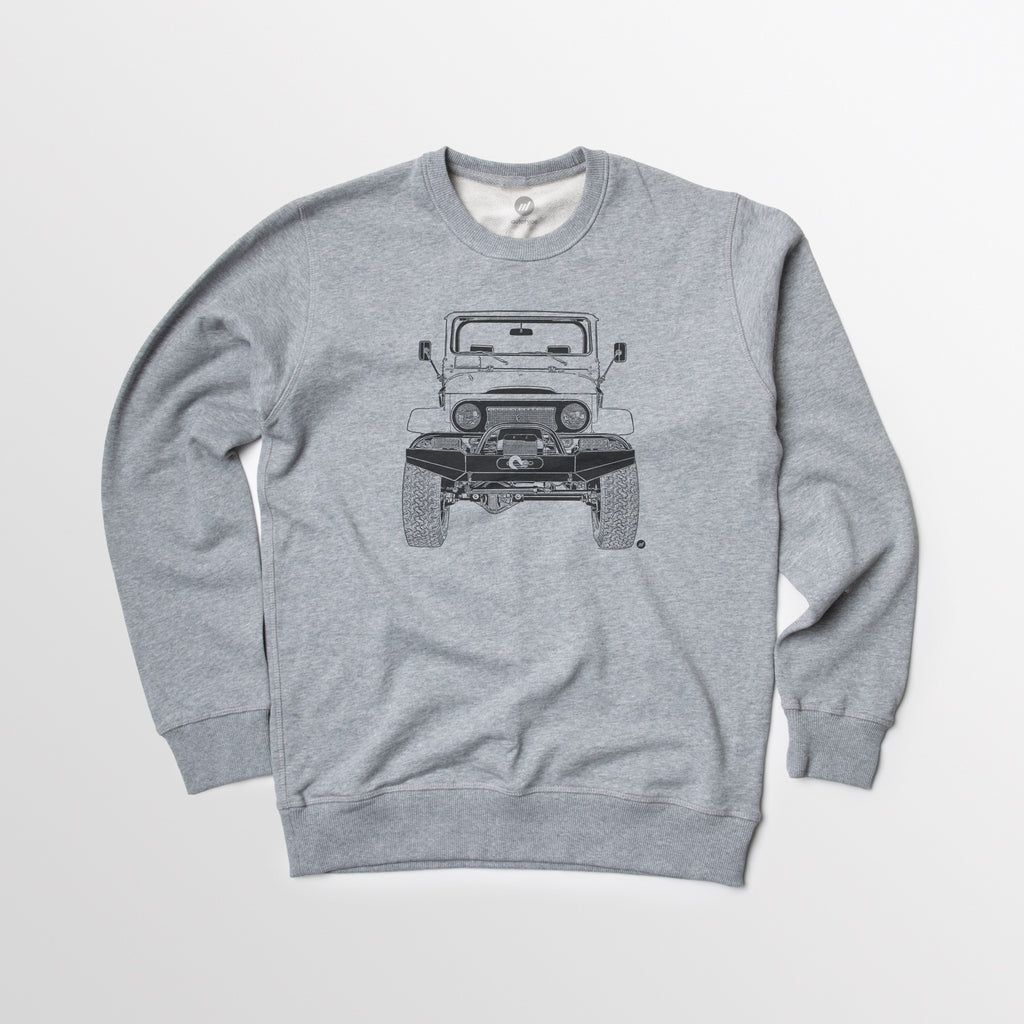 FJ40 Crewneck Fleece