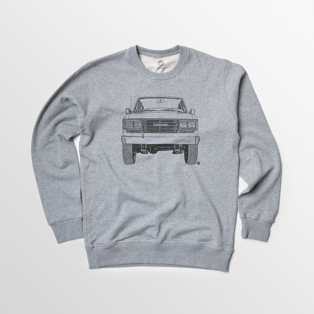 FJ62 Crewneck Fleece