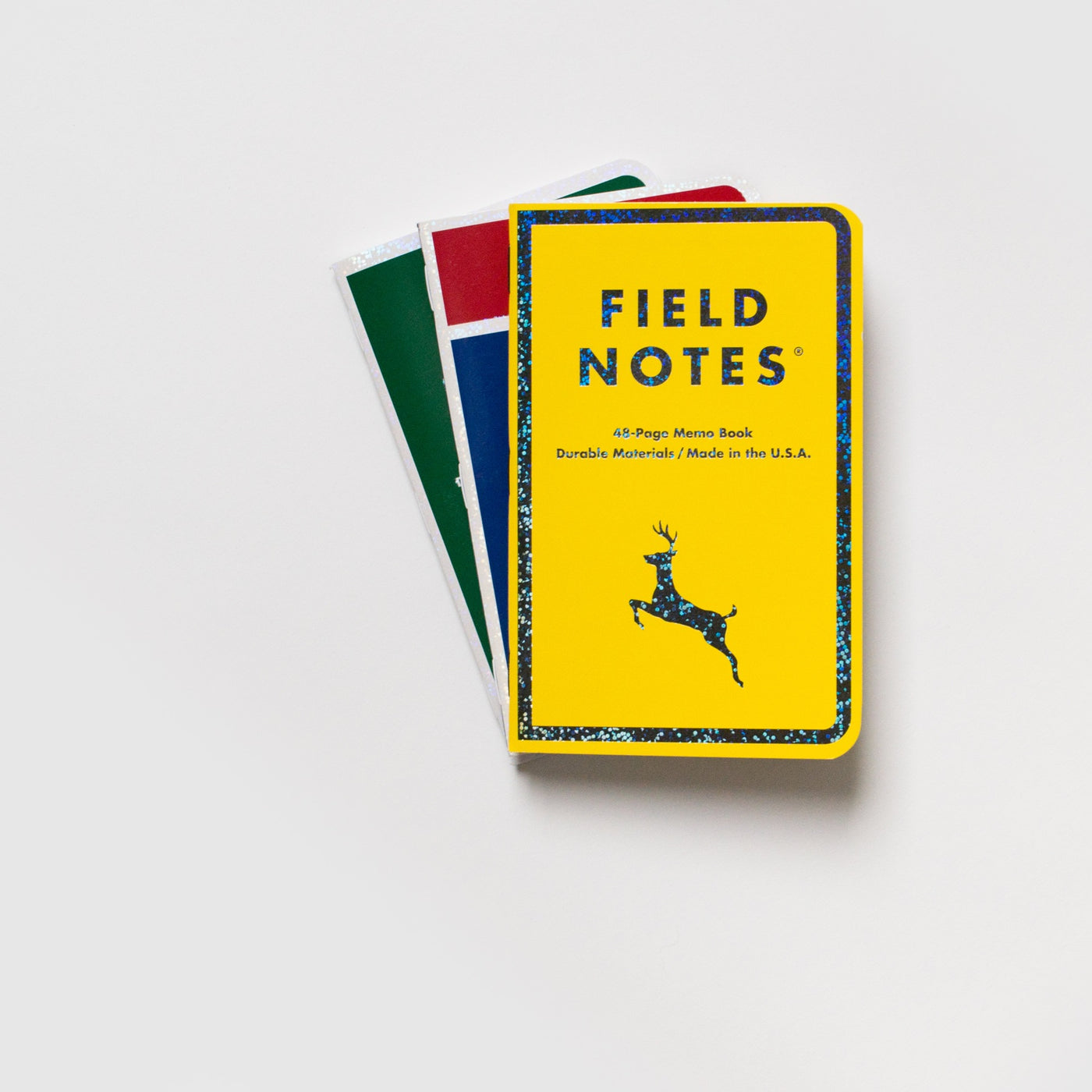 Field Notes Mile Marker Notebook - By Autotype