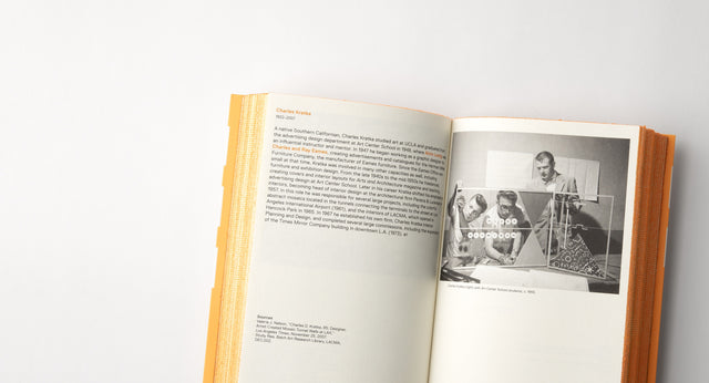 A Handbook of California Design Spread, 1930–1965: Craftspeople, Designers, Manufacturers (The MIT Press) - Autotype Library