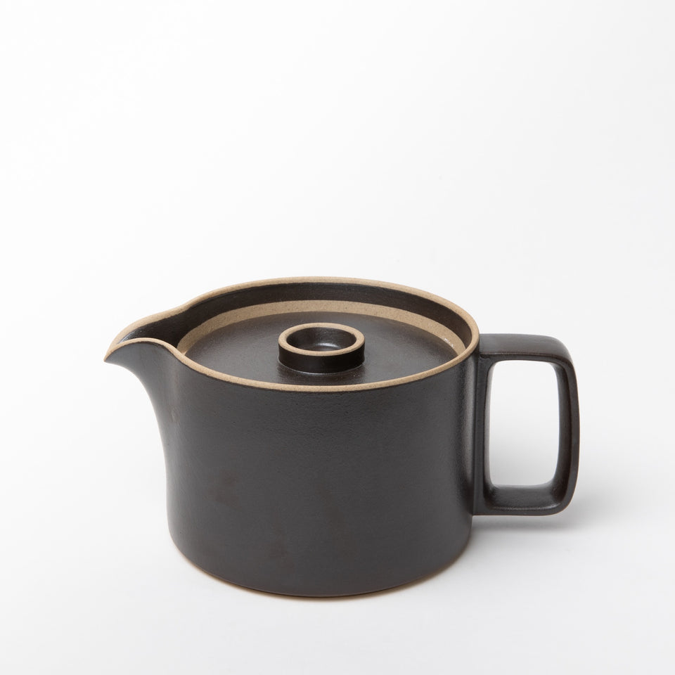 Hasami Tea Pot - Black - Autotype Design Goods