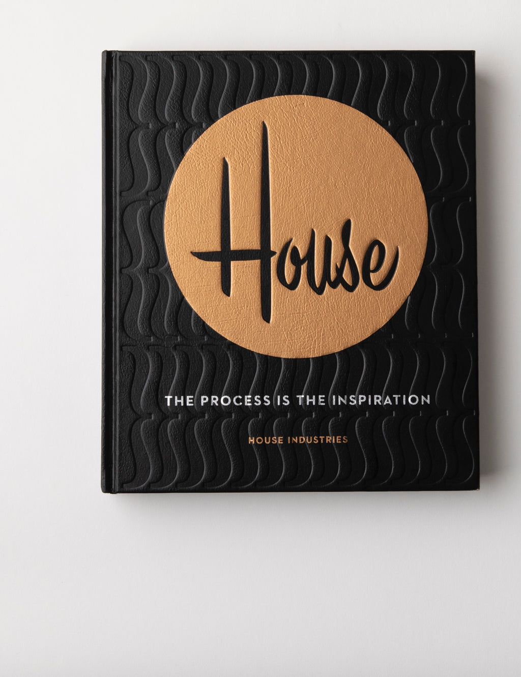 House Industries Book - The Process is the Inspiration - By Autotype