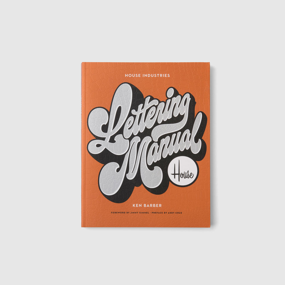 Lettering Manual