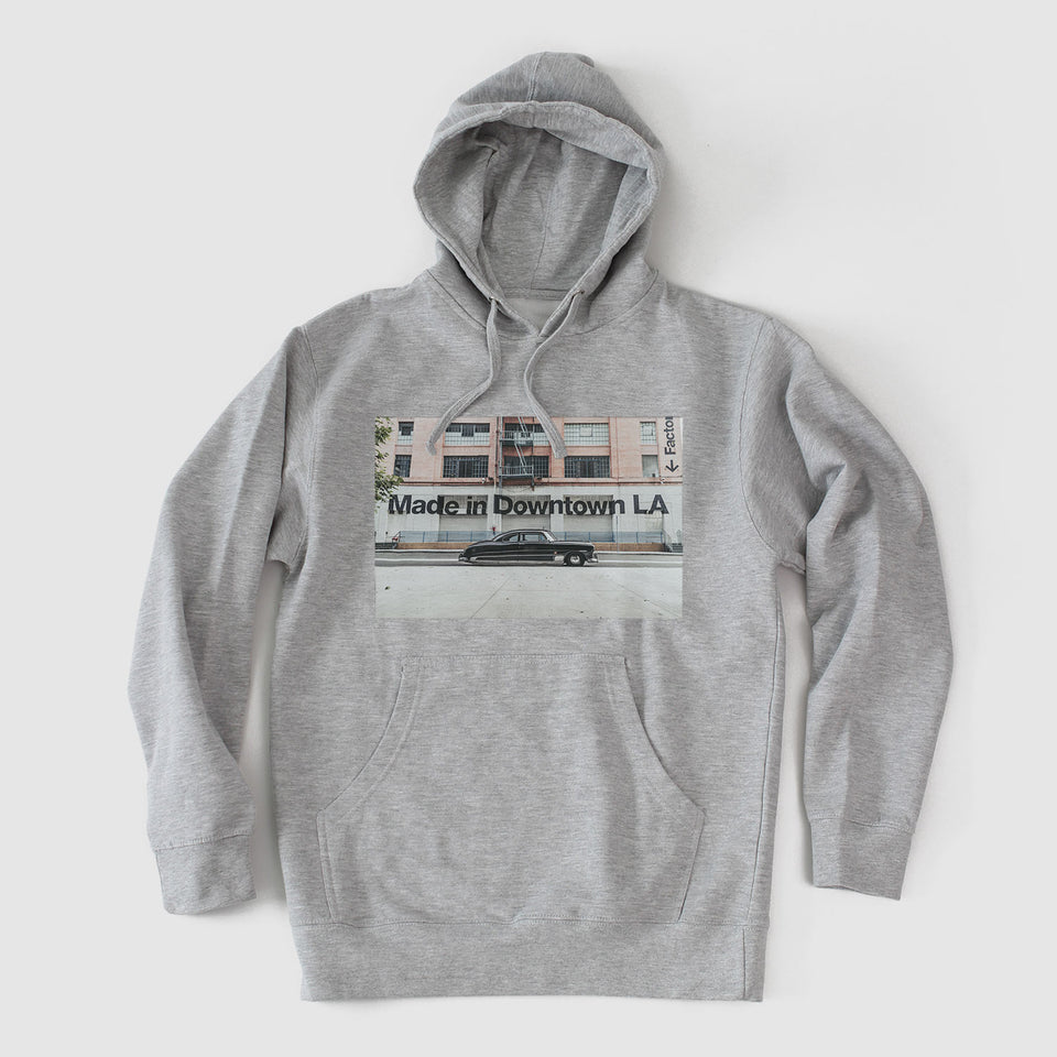"""Made in Downtown LA"" Hooded Fleece"