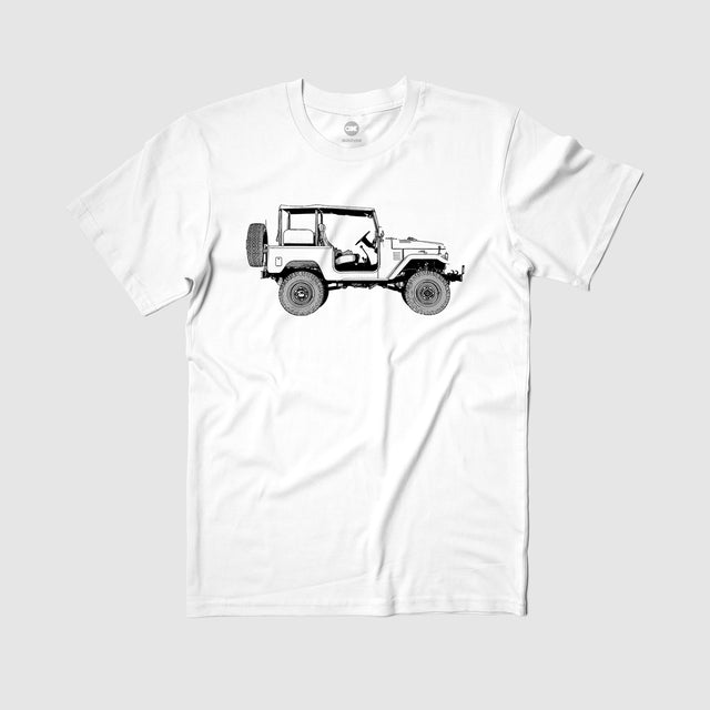 Men's ICON FJ40 Profile Tee