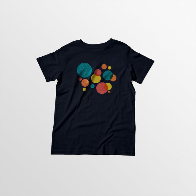 Youth Modernica Dots Tee - By Autotype