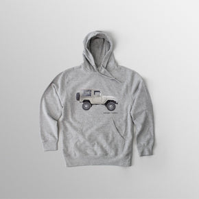 Men's LE-FJ40 Hooded Fleece