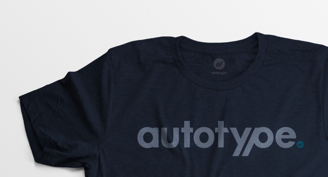 Men's Autotype Tee