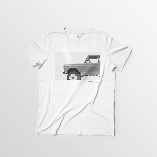 Men's Autotype + ICON BR Tee