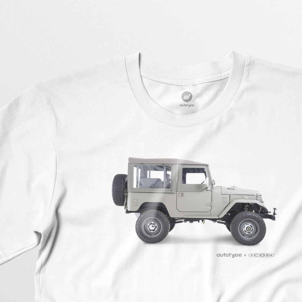 Limited Edition Men's ICON FJ40 Tee
