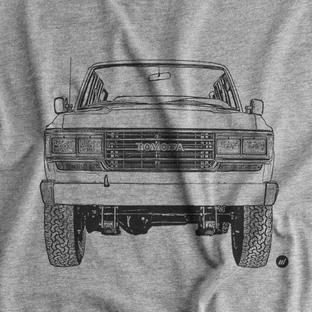 Men's FJ62 Tee - By Autotype