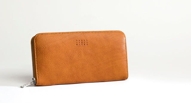 Moore and Giles Zip-Around Wallet - By Autotype