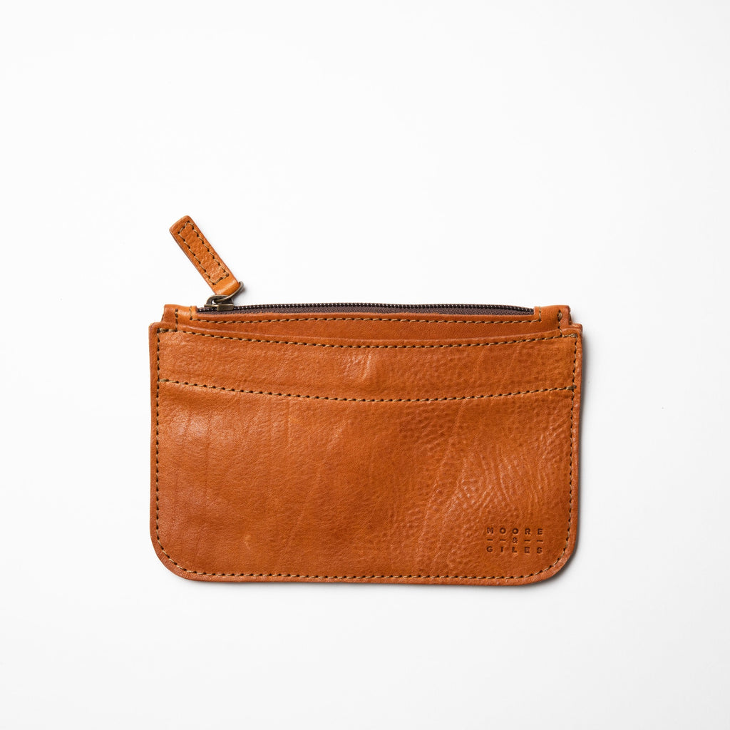 Leather Envelope - Moore & Giles - Autotype Design Goods