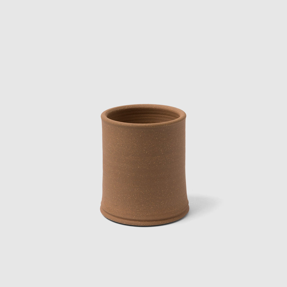 Millet & Hammer Ceramic Crock - Desk