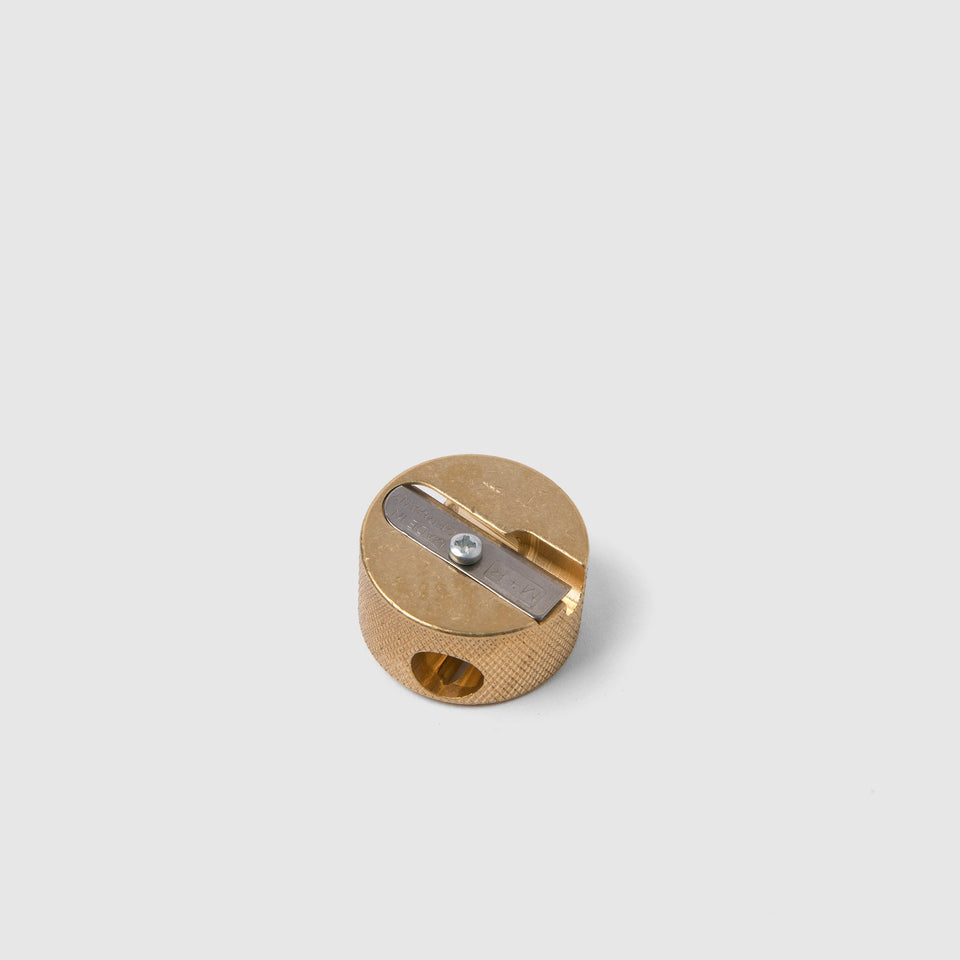 Mobius Ruppert Brass Pencil Sharpener