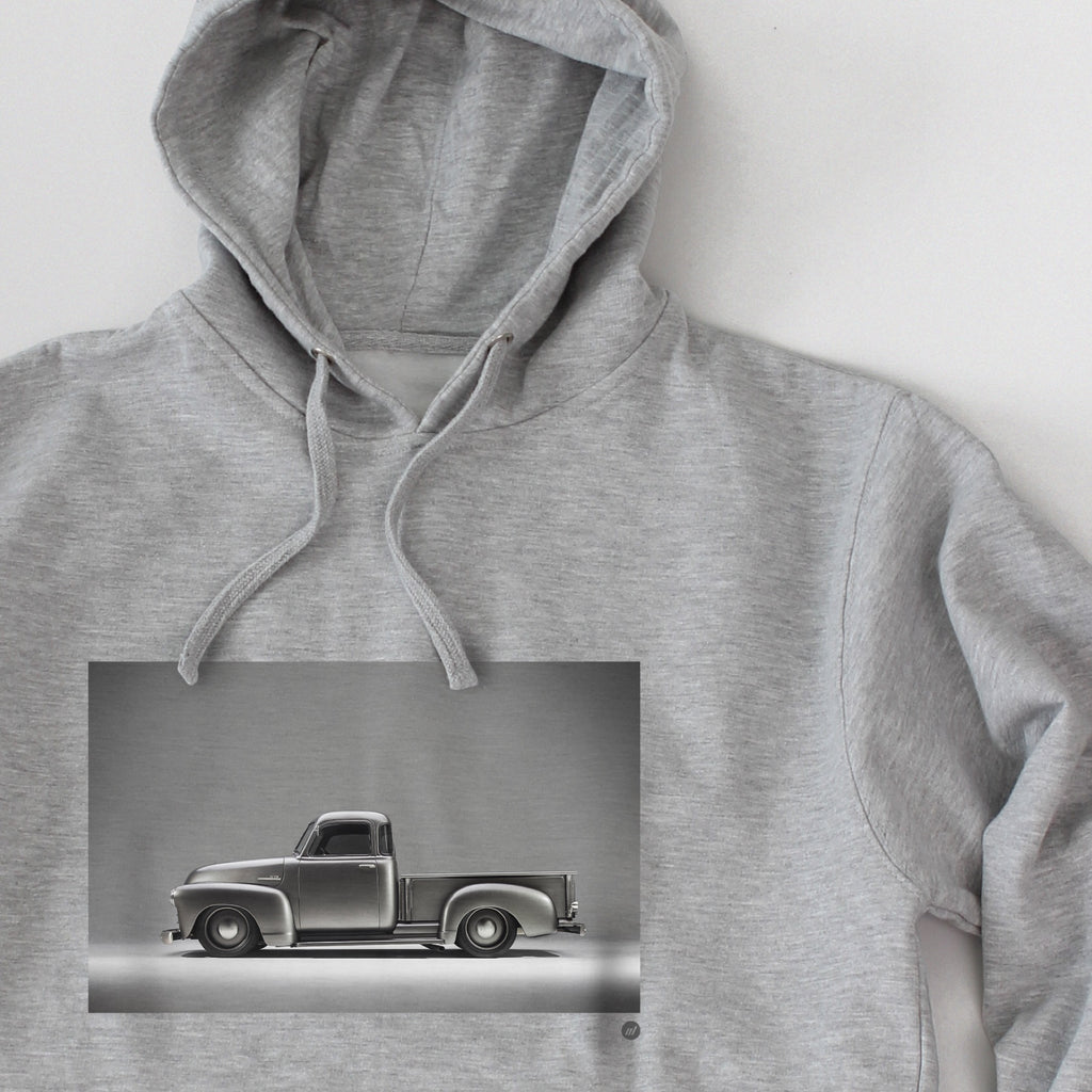 Men's ICON Thriftmaster Hooded Fleece - Athletic Heather Grey