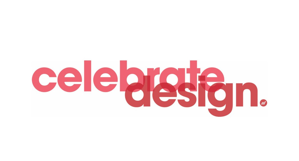 Red Celebrate Design Graphic - By Autotype