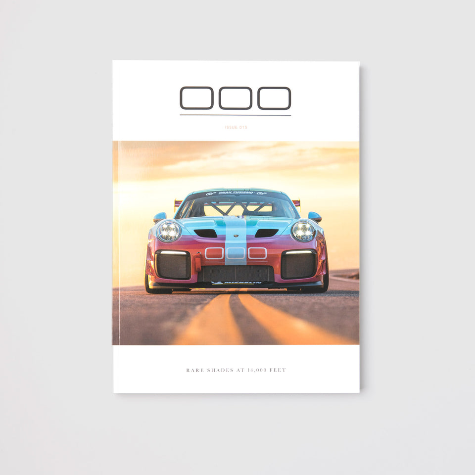 000 Magazine - Issue 015