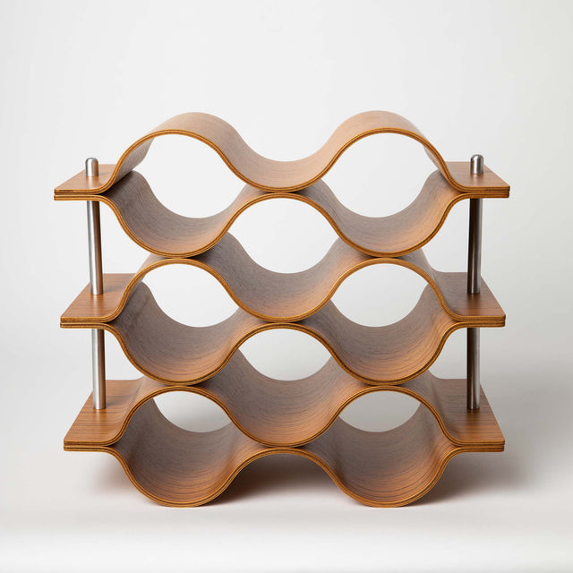 Saito Wood Wine Rack