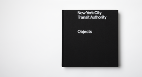 New York City Transit Authority: Objects Autotype Library Book Cover