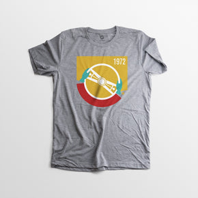 Men's Autotype Wheel Tee