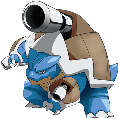 Mega Blastoise – Pokemon Love