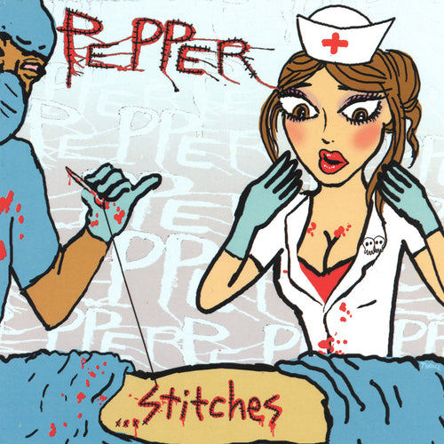 Pepper - Stitches Digital