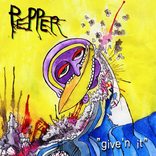 Pepper - Give'n It Digital
