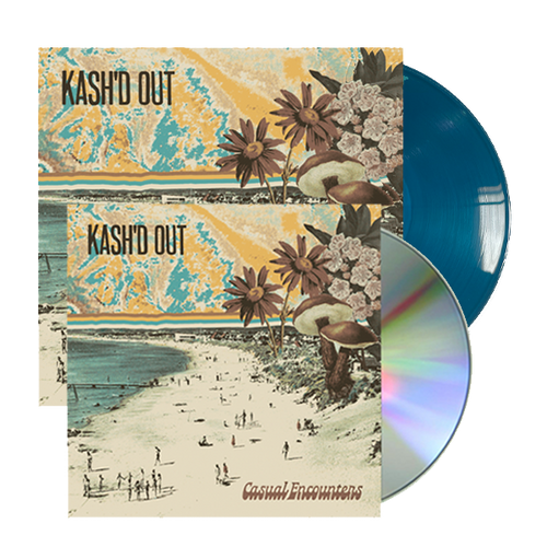 Kash'd Out - Casual Encounters Vinyl & CD
