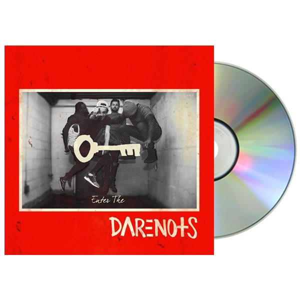 Darenots - Enter the Darenots CD