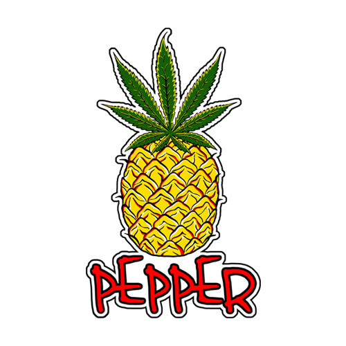 Hawaiian Pepper Sticker