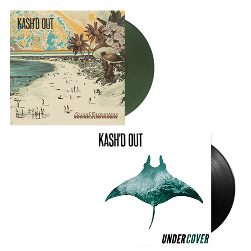 Kash'd Out - Casual Encounters Colored Vinyl & Undercover Vinyl