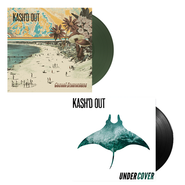 *Pre-Order* Kash'd Out - Casual Encounters Colored Vinyl & Undercover Vinyl