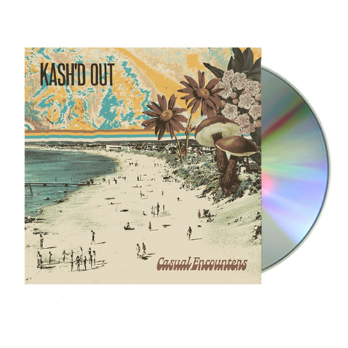 Kash'd Out - Casual Encounters CD