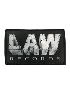 Law Records Patch Snapback
