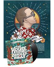 Load image into Gallery viewer, The House That Bradley Built Double Vinyl LP & POSTER