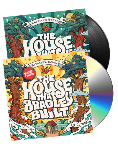 *Pre-Order* The House That Bradley Built CD (Deluxe Edition) & Vinyl