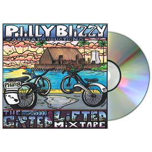 Philly Blizzy - The Gifted and Lifted Mixtape CD