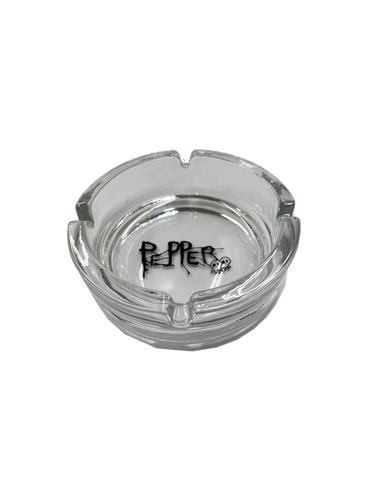 Pepper Glass Ashtray