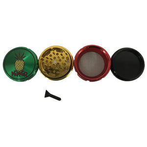 "Pepper - Hawaiian Pepper 4 piece 2"" Grinder"