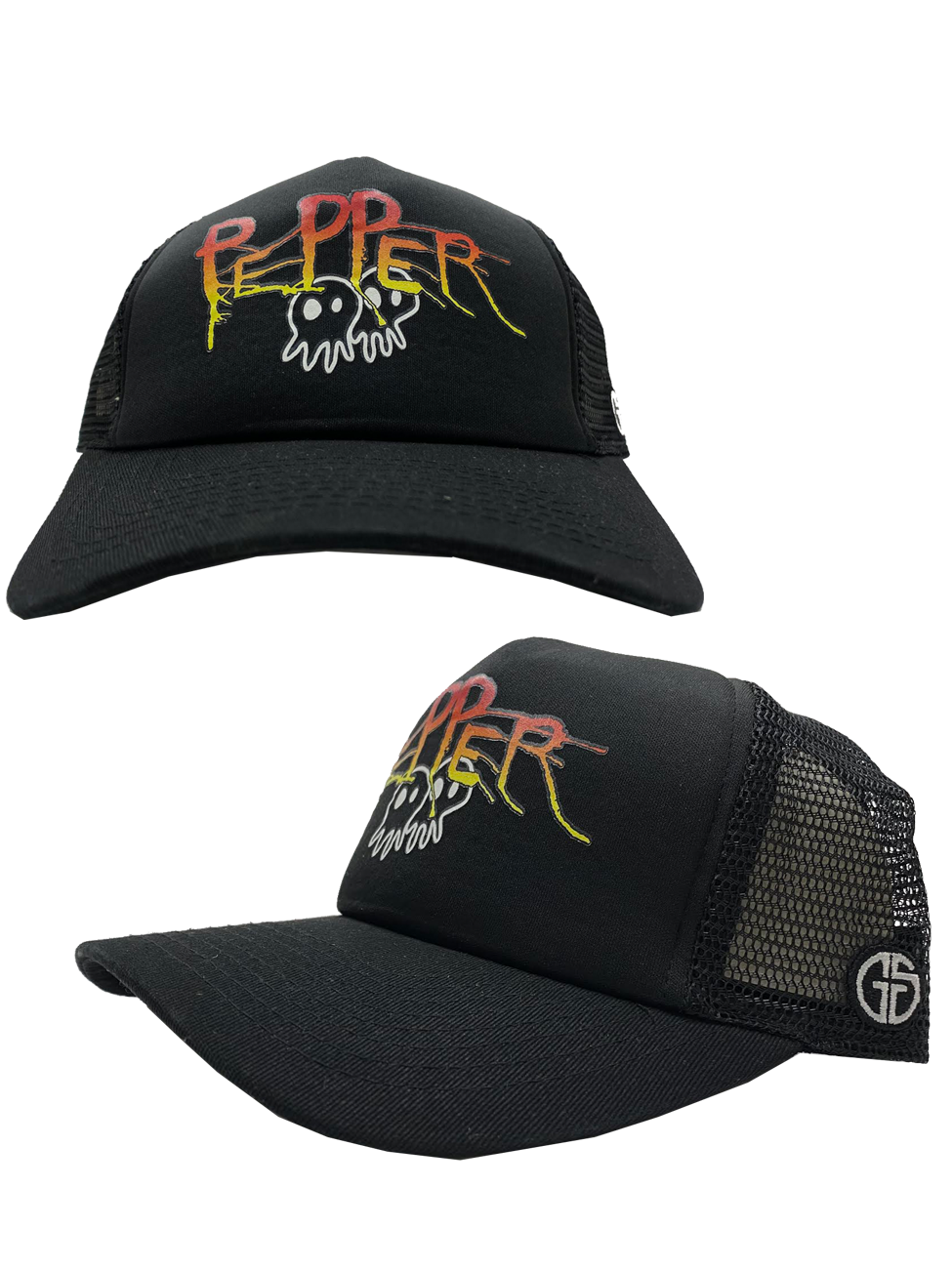 Pepper Kids Trucker Hat