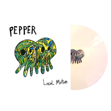 Load image into Gallery viewer, Pepper - Local Motion White Vinyl